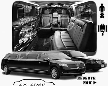 Limo from Lxlimo airport