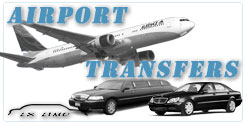 Lxlimo Airport Transfers and airport shuttles